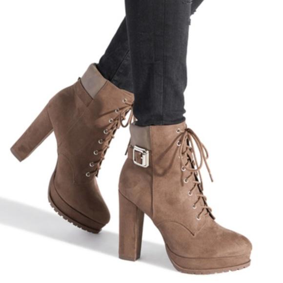 Shoe Dazzle Shoes | Alix Platform Hiker
